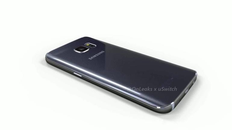 Samsung Galaxy S7 задняя крышка