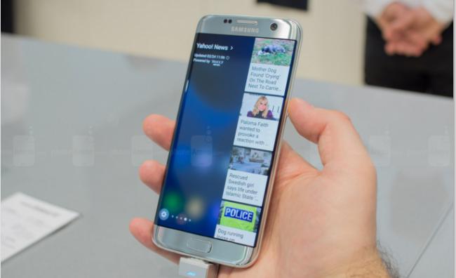 Samsung Galaxy S7 Edge: возможности нового Edge UX
