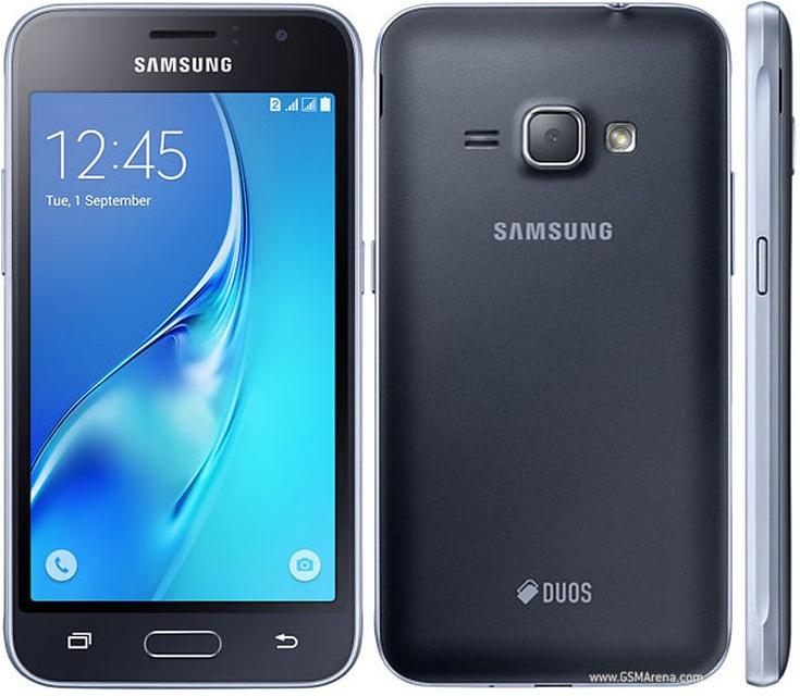Samsung Galaxy J1 2016 J120F - черный