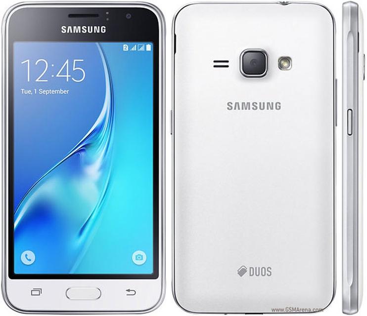 Samsung Galaxy J1 2016 J120F - белый