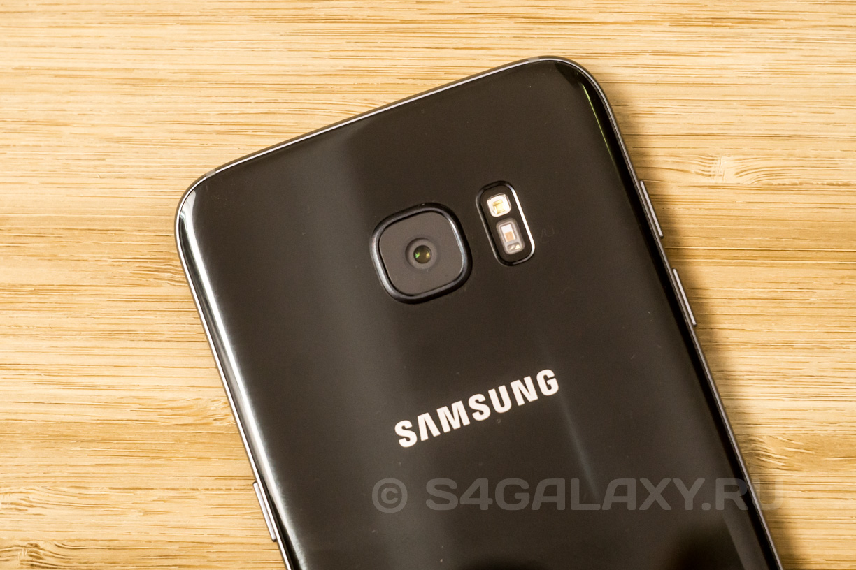 Основная камера в Samsung Galaxy S7 Edge