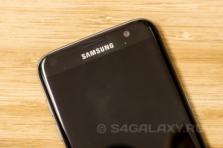 Фронтальная камера Samsung Galaxy S7 Edge - 5 МП