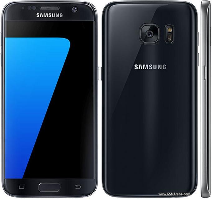 Samsung Galaxy S7 - черный