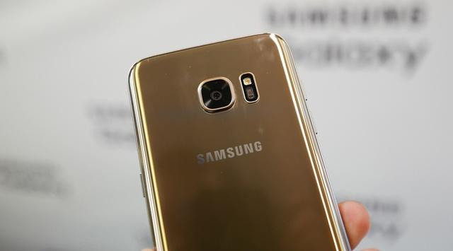 Samsung Galaxy S7 Edge - камера