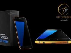 Samsung Galaxy S7 доступен для предзаказа в позолоченном цвете