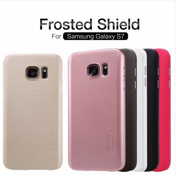 Обзор чехла для Samsung Galaxy S7 - Frosted Shiled