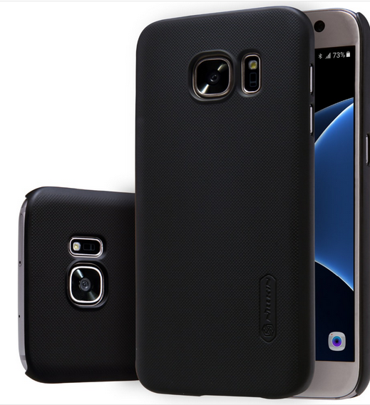 Обзор чехла для Galaxy S7 от Nillkin - Quicksand