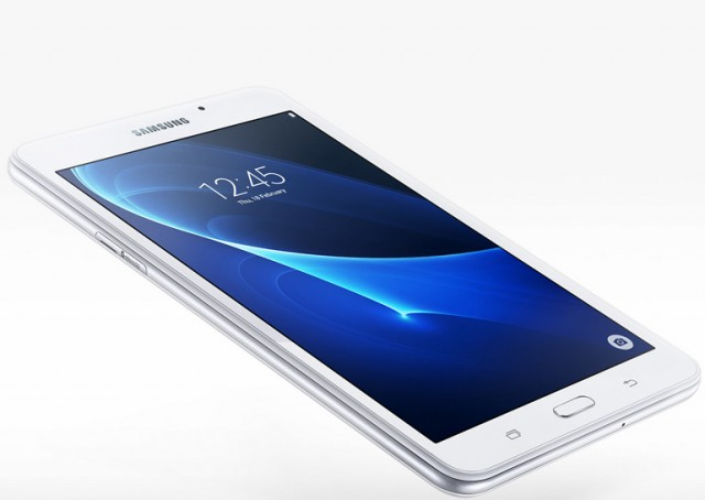 Компания Samsung представила новый 7 дюймовый планшет Galaxy Tab A (2016)