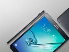 Samsung представила планшеты Galaxy Tab S2 9.7 и Galaxy Tab S2 8.0