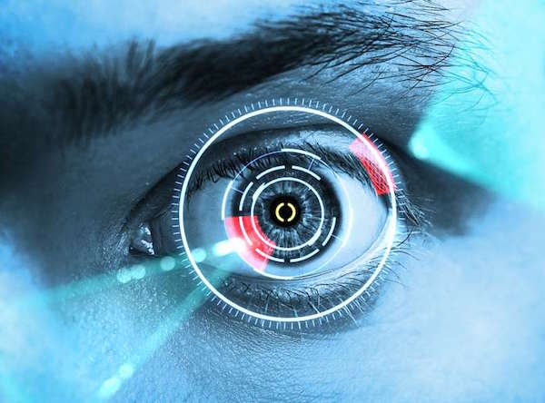 Сканер радужной оболочки глаза в Galaxy Note 6