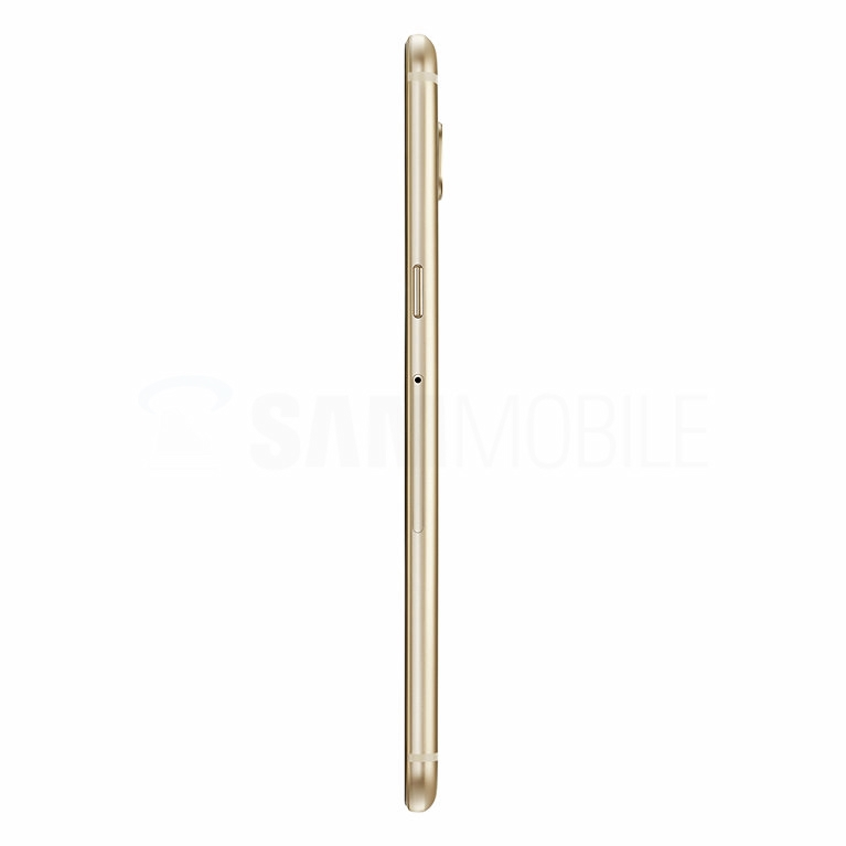 Galaxy C5 – Gold с правого бока