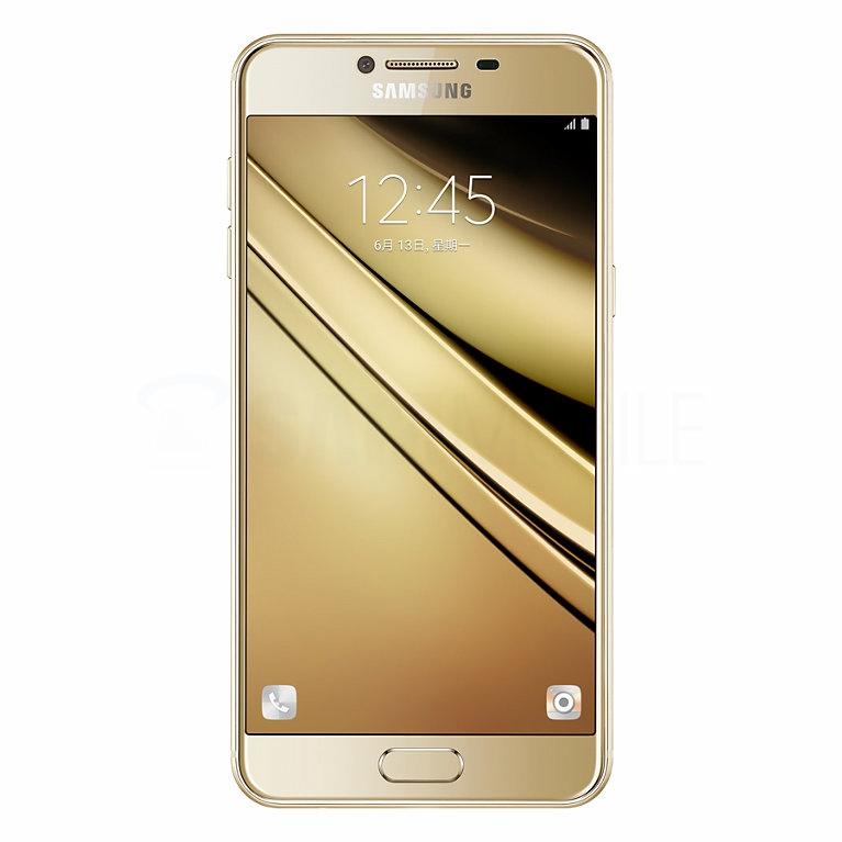 Galaxy C5 – Gold спереди