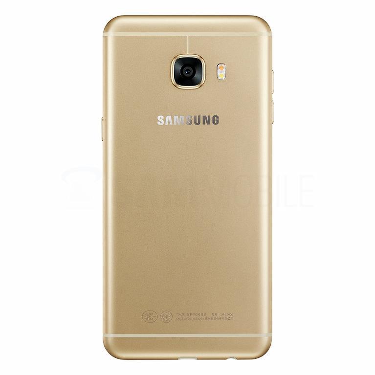 Galaxy C5 – Gold сзади