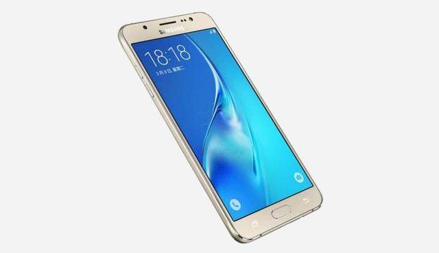 Samsung Galaxy J5 2016 - дисплей