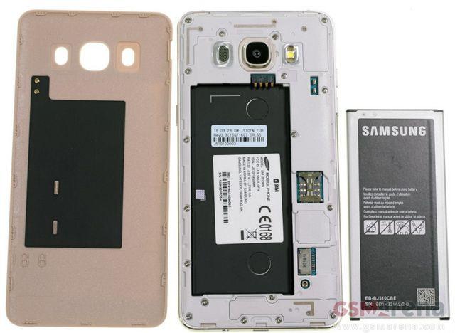 Samsung Galaxy J5 2016 - аккумулятор