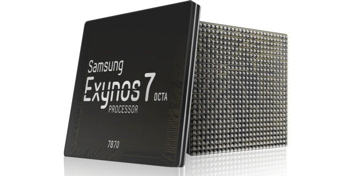 Samsung Galaxy J7 (2016) на Exynos 7870