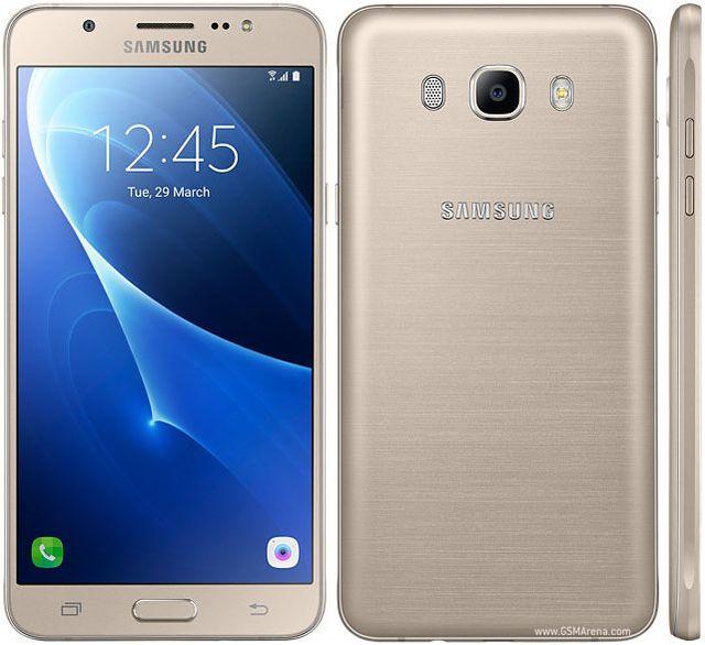 Samsung Galaxy J7 (2016) в золоте