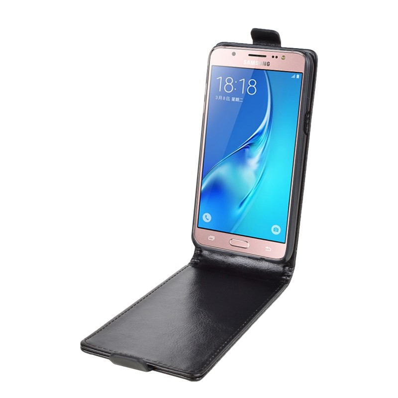 Кожаный чехол для Samsung Galaxy J5 2016 J510 J510F SM-J510F J510M