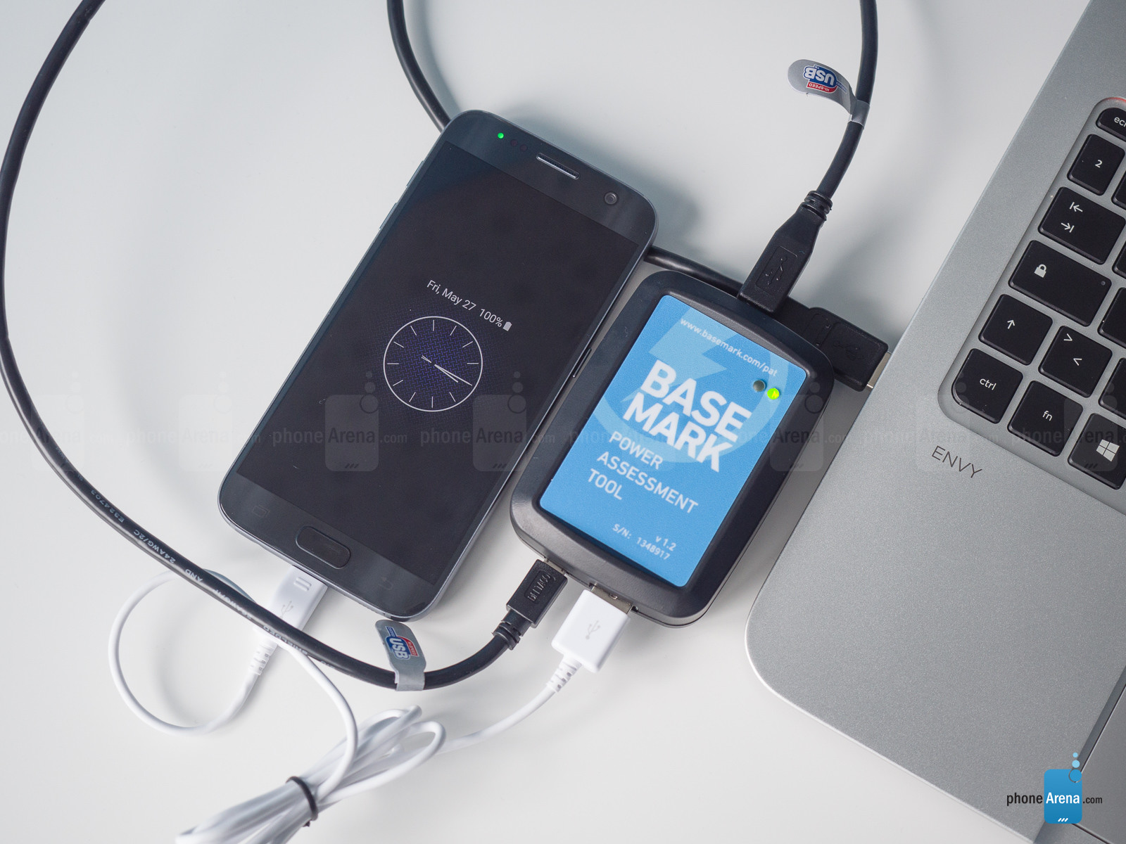 2. Basemark Инструмент оценки мощности