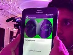 Наличие в Samsung Galaxy Note 7 сканера радужки глаз