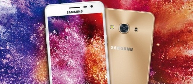 Galaxy J3 Pro с космосом