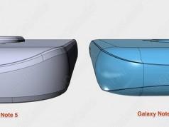 Galaxy Note 5 против Galaxy Note 6 Сравнение смартфонов