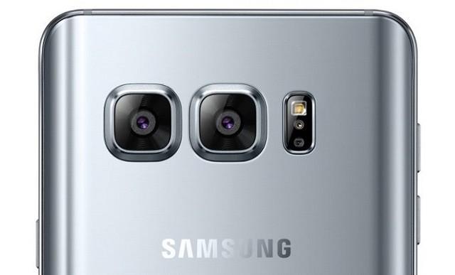 Galaxy Note 7 с двойным объективом основной камеры