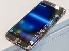 Настройка ярлыков на экране блокировки Samsung Galaxy S7 и S7