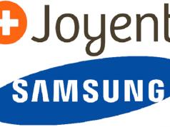 Ярлык Joyent и Samsung