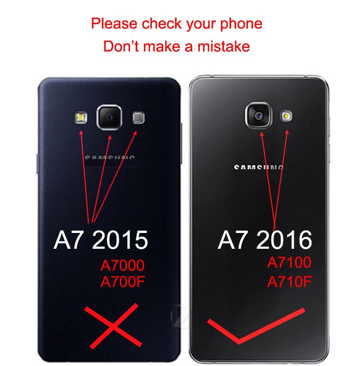 чехол для Samsung Galaxy A7 различие
