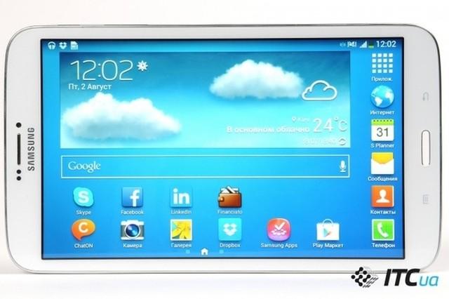 планшет Samsung Galaxy Tab S3 8.0