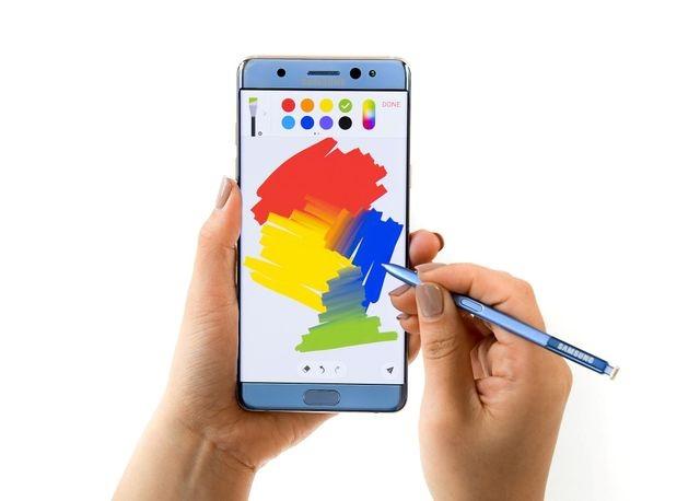 Флагман Galaxy Note 7 получит обновление до Android 7.0 Nougat в течении 2-3 месяцев