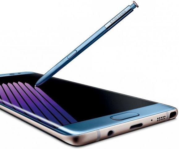 Итоги презентации Galaxy Note 7