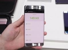 Новый Note 7 побил рекорды в Antutu