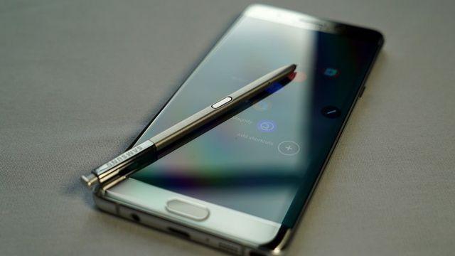 Новый флагман Note 7 прошел тесты в бенчмарках