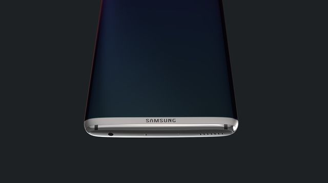 Появилось первое фото и характеристики Galaxy S8