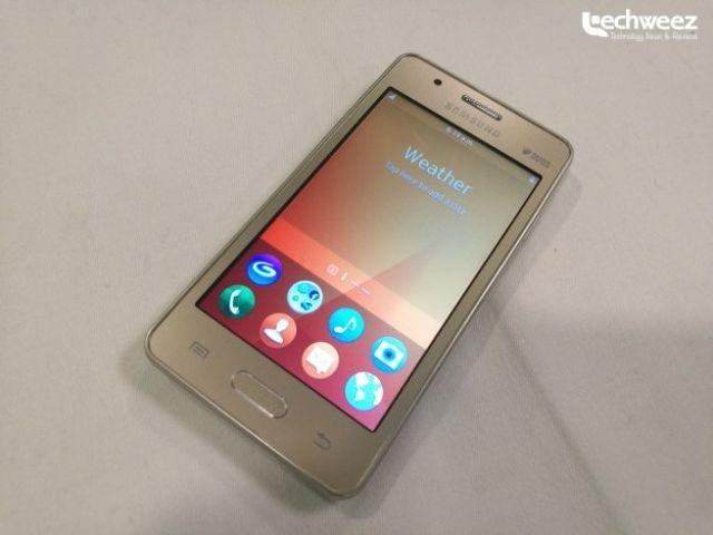 Представлен новый Tizen смартфон - Samsung Z2