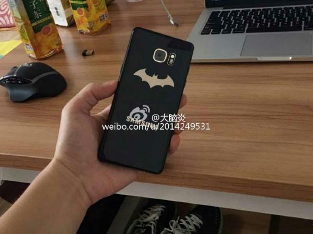 Samsung Galaxy Note 7 Injustice Edition выйдет с 6 ГБ озу и 128 ГБ ПЗУ