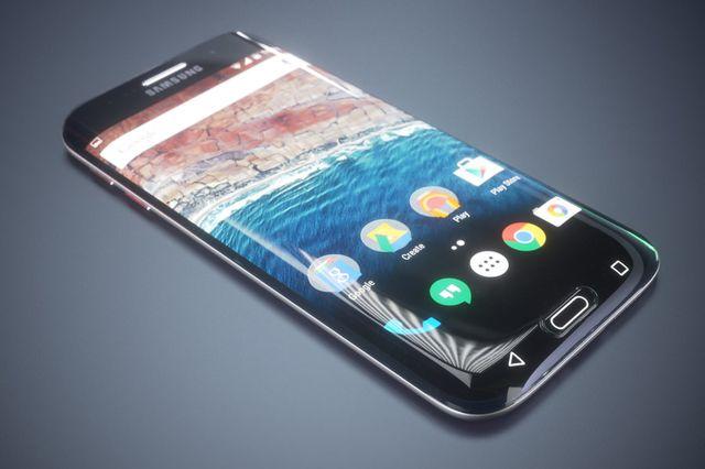 Samsung может отказаться от плоских дисплеев в новых Galaxy S