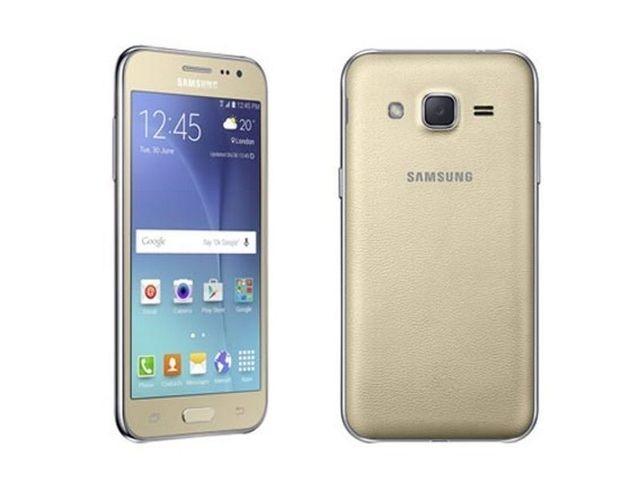 Samsung представила новый смартфон - Galaxy J2 (2016)