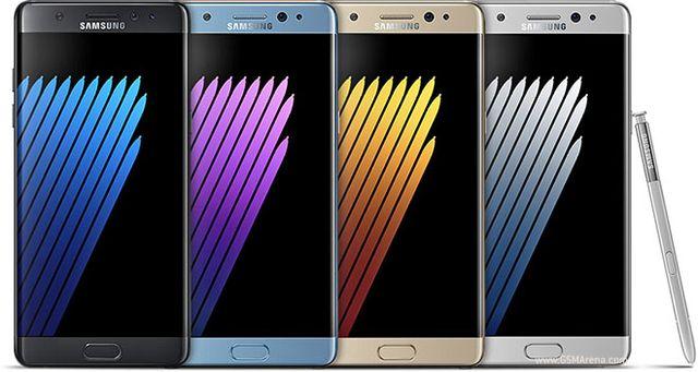 Samsung Galaxy Note 7 N930 N930F N930G