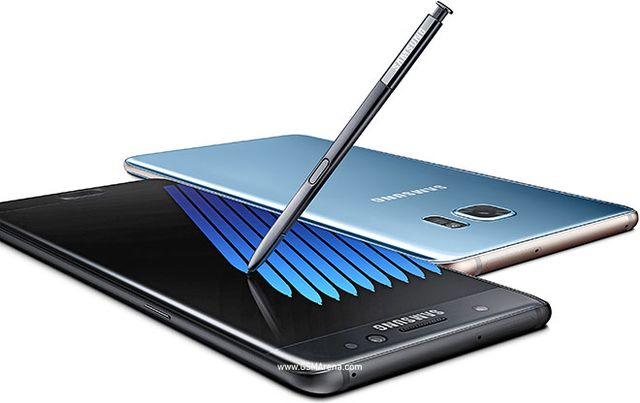 S Pen в  Samsung Galaxy Note 7 N930 N930F N930G