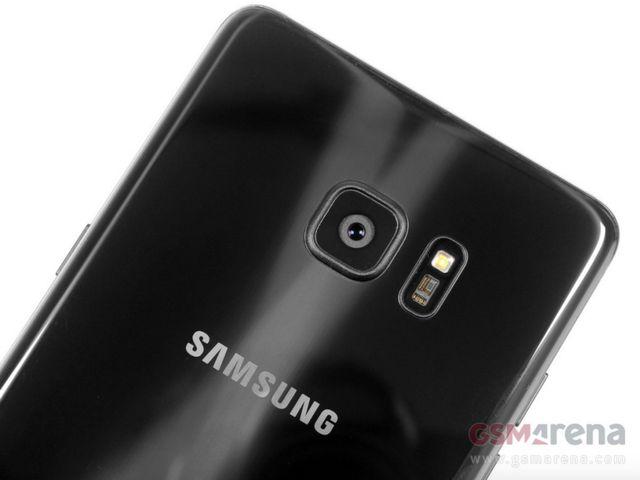 Камера в  Samsung Galaxy Note 7 N930 N930F N930G