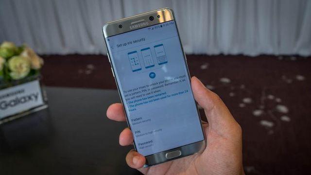 Samusng Galaxy Note 7 возможно получит улучшенную версию