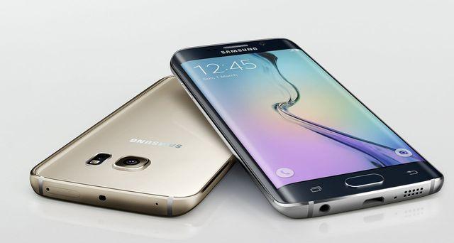 В России упал ценник на флагман прошлого года - Samsung Galaxy S6 edge
