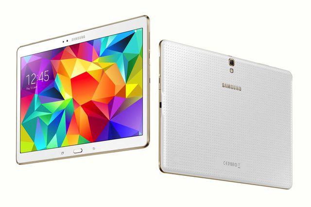 Внезапно обновился до android 6.0 планшет Samsung Galaxy Tab S 10.5
