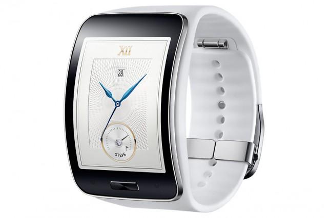 Samsung решила представить новые часы Gear S3