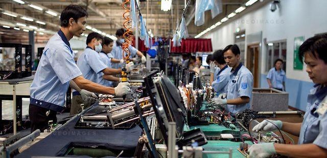 Компания Samsung приобретает новое оборудование для производства сверхмощных чипов для мобильных устройств
