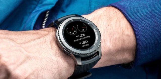 Первые впечатления от Samsung Gear S3
