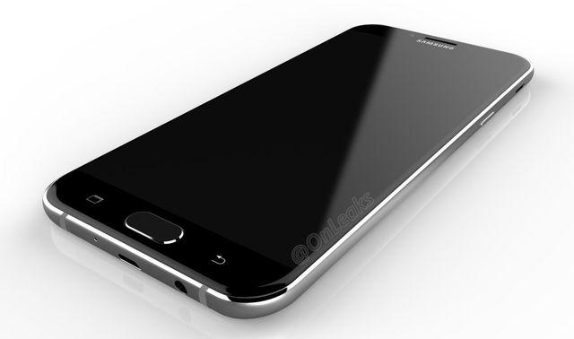 Появились фотографии Samsung Galaxy A8 2016